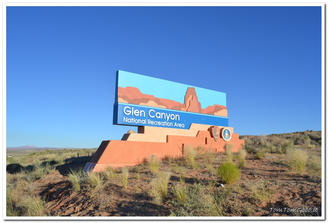 Welcome to Glen Canyon